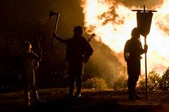 * (Surely Not) Tags: festival fire scotland nikon edinburgh hill viking calton d300 yourphototips