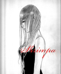 regret (Shrimpa) Tags: woman art girl beauty shower sketch artistic drawing crying regret guilt