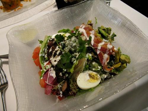 lamb cobb salad