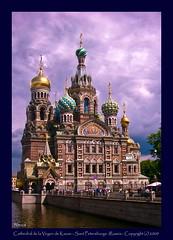 Sant Petersburgo. De Heccastudio.............