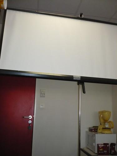 Préparation - Réglage de l'écran