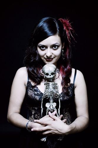 Baby Skeleton 2
