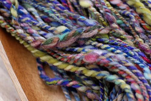 v handspun yarn 072