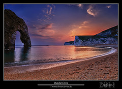 Durdle Door (thpeter) Tags: sea england seascape landscape coast europe dorset coastline gbr durdledoor 2011