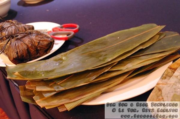 Dim Sum N Rice Dumplings At Li Yen Ritz Carlton-03