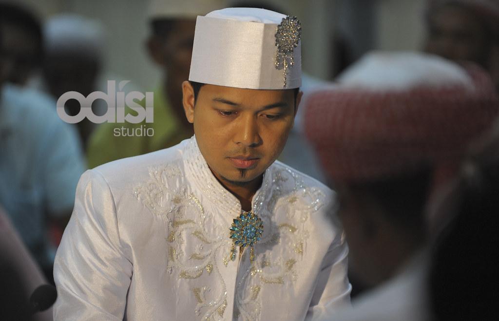 Ahmad Fedtri Yahya Kahwin