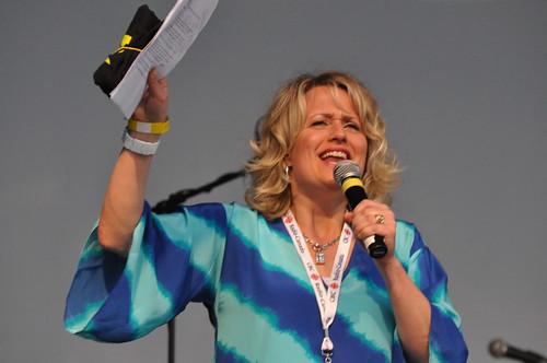 Lucy van Oldenbarneveld at Westfest