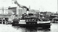 Manly II at Circular Quay (GrenadierGuardsDmr) Tags: ferry manly ss ii