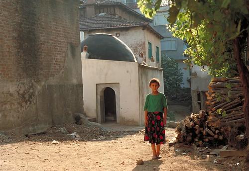IMG0030 Enfant, Turquie, 1988