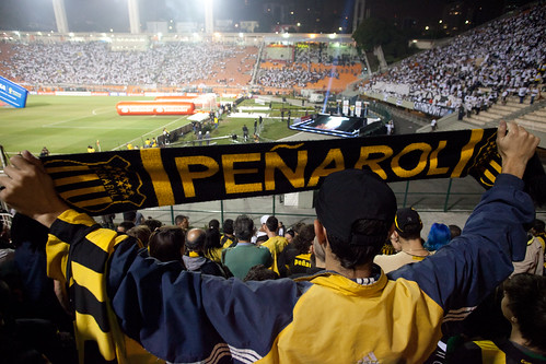 Copa Libertadores de America 2011   Santos  - Peñarol   110622-7494-jikatu