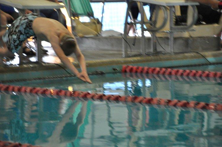 Levi Swim Start