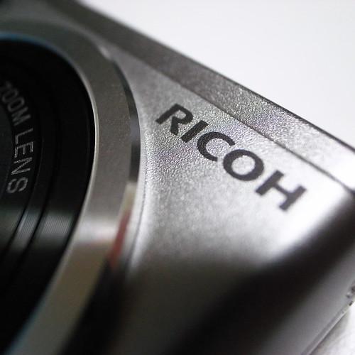 RICOH R8 LOGO