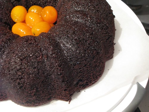 Suzanne Goin 70's Chocolate Bundt Cake