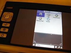 Nokia 770 - Garnet VM Palm Emulator