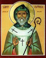 Saints Patrick Apostle of Ireland (maeliza) Tags: greatbritain ireland icons saints stpatrick orthodoxchristian