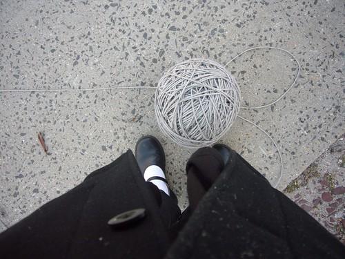 string ball 5