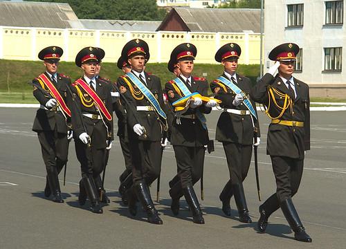 Honor Guard, Ukraine