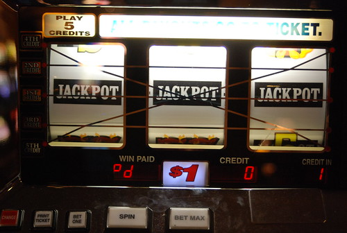 jackpot!! by beckyb, on Flickr