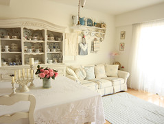 my living room(left) (cottonblue) Tags: blue white house art home japan corner vintage design living cozy bedroom soft apartment display furniture interior room country cottage decoration style livingroom sofa coastal thrift romantic bazzar fleamarket interiordesign cupboard smallspace shabbychic homefurnishing homedecoration homedesign thrfit fleamarketstyle myowncreation vintagedecoration cottonblue homedressing bazzarstyle lifecountryshabbyinterior
