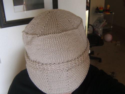 Sandy Hat 3