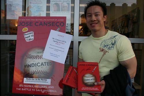 jose canseco baseball