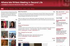 Athena Isle Writers (Ning)