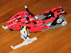 LEGO Technic 8272 Snow Mobile