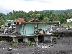 shattered house (KennethOP) Tags: nature philippines mount mayon bicol pinoy pilipinas legaspi pinas