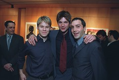 Randy Harrison @ Queer as Folks Premiere (Randy Harrison Fans Club) Tags: showtime premiere qaf randyharrison galeharold halsparks winonaryder peterpaige scottlowell theagill publicappearance sharongless michelleclunie robertgant queerasfolks capotescreening jackwetherall