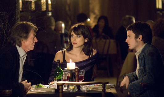 John Hurt, Leonor Watling y Elijah Wood en 'Los crímenes de Oxford'