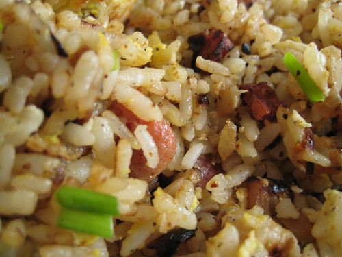 Fried Rice close-up