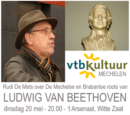 Brabantse en Mechelse roots van L. Van Beethoven
