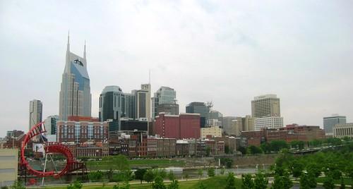 La capital de la música country Nashville