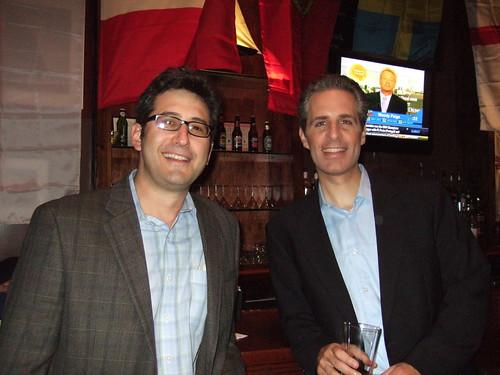 Sam Seder and David Sirota