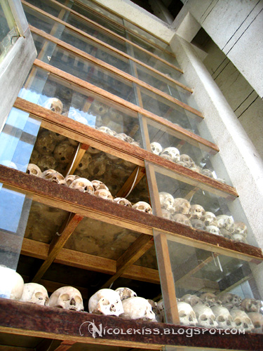 tower of skulls