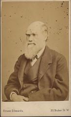 Portrait of Charles Robert Darwin (1809-1882),...