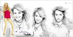 Ashley Tisdale (tatywainer) Tags: studio ashley blend montagem tisdale photofiltre