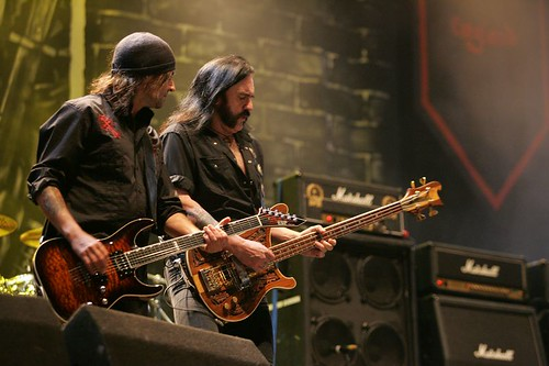 Motörhead live @ Rock am Ring 2008