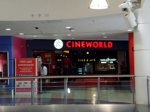 Uk Buzz Blog Cineworld