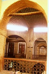 10 (Malek mohammadi) Tags: building warm iran culture  bazar mohammadi malek  arak capturing markazi  safavie     surveing