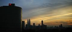 Sunset of Kuala Lumpur 2008(1)