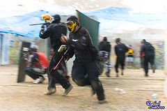 Em Movimento! (lentedorafa) Tags: brasil final paintball panning campeonato cenrio paintballing acp torneio novatos jacarepagua jpa