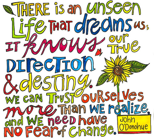 unseen life