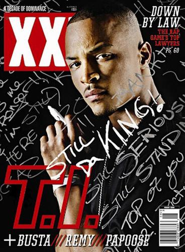 ti august xxl magazine