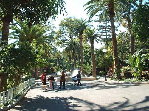 Parque Garcia Sanbria