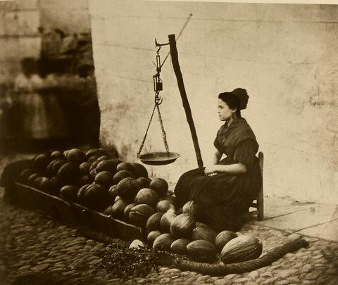 Melonera en Toledo