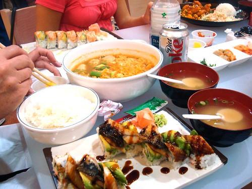 Food Sprawl 1