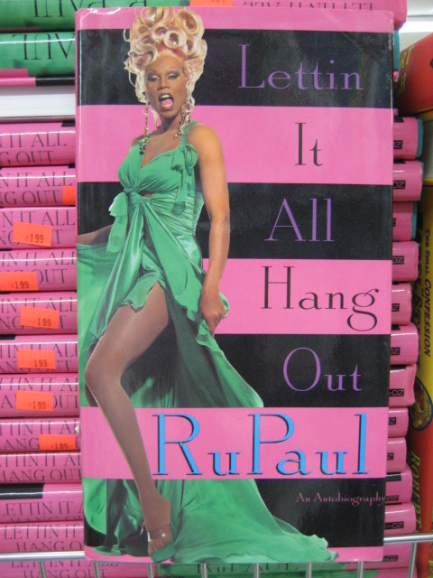 RuPaul is Lettin It All Hang Out
