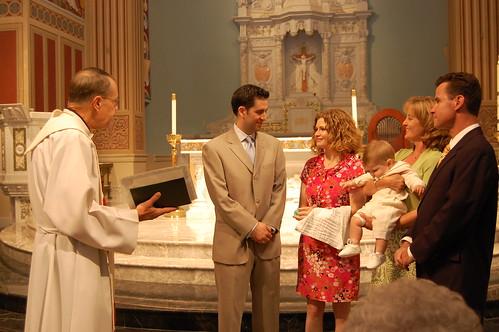 christening 023