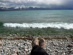 Namtso Lake, Tibet. (Namisan) Tags: lake tibet saltlake namtso biglake namtsolake tibetlake highestsaltlake bigsaltlake